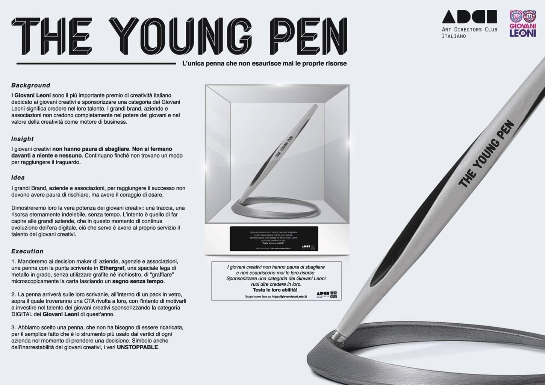 The Young Pen ADCI Giovani Leoni